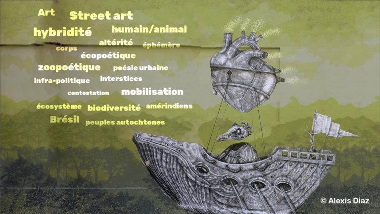 Rétrospective  « Animots » en images et en sons au Festival Allez Savoir